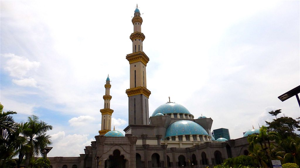 連邦直轄領モスク