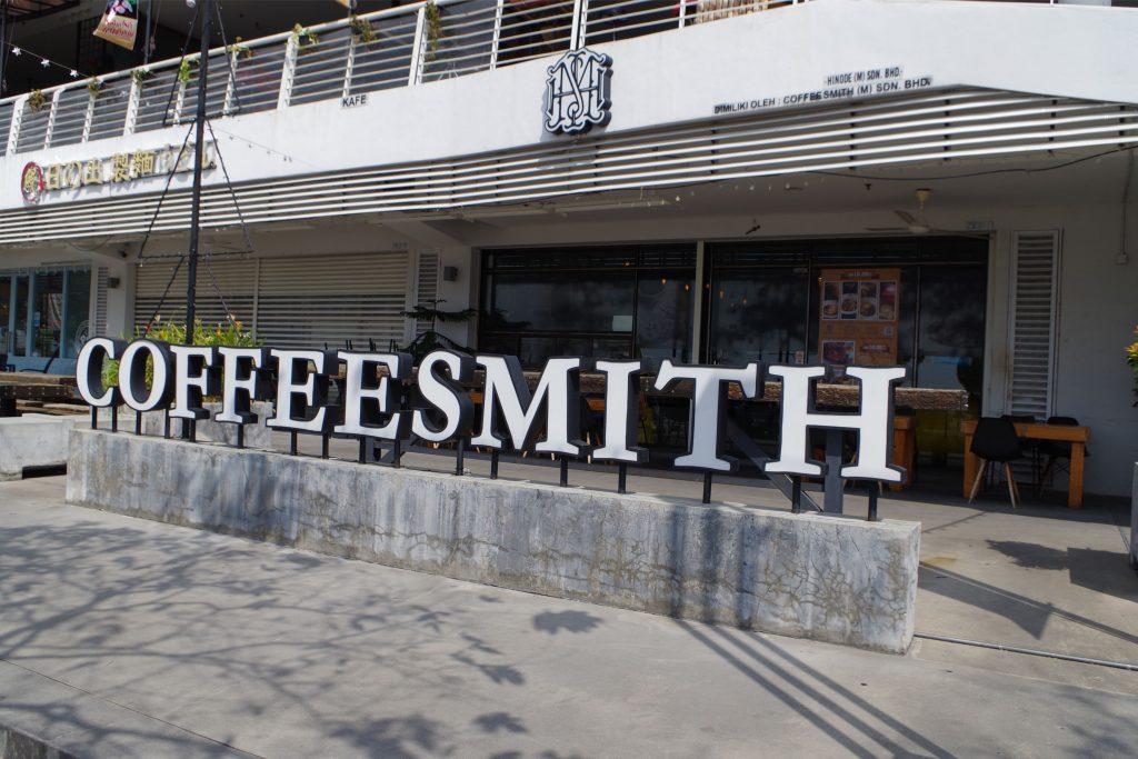 逗子マリナマレーシアペナン島のカフェ