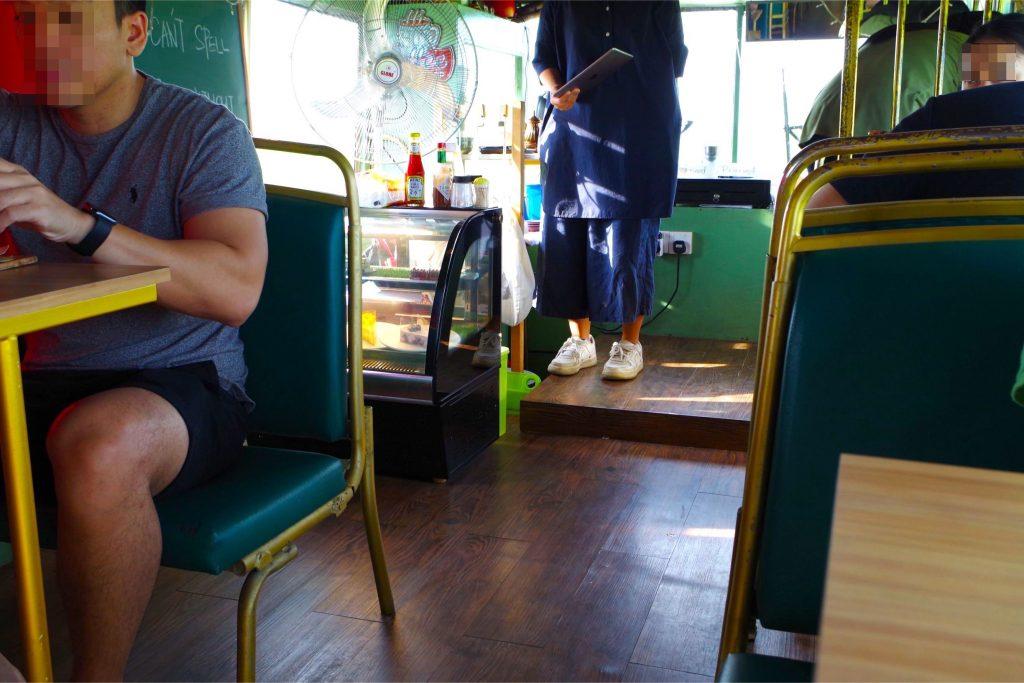 セキンチャンのバスカフェ